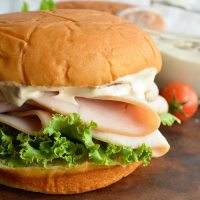 Chipotle Ranch Dressing Spread
