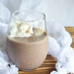 Try this Spicy Chocolate Milkshake Recipe for a unique ice cream treat. This chocolate shake is spiked with a hint of chipotle and cinnamon for an ice cold dessert with a surprising punch of heat!