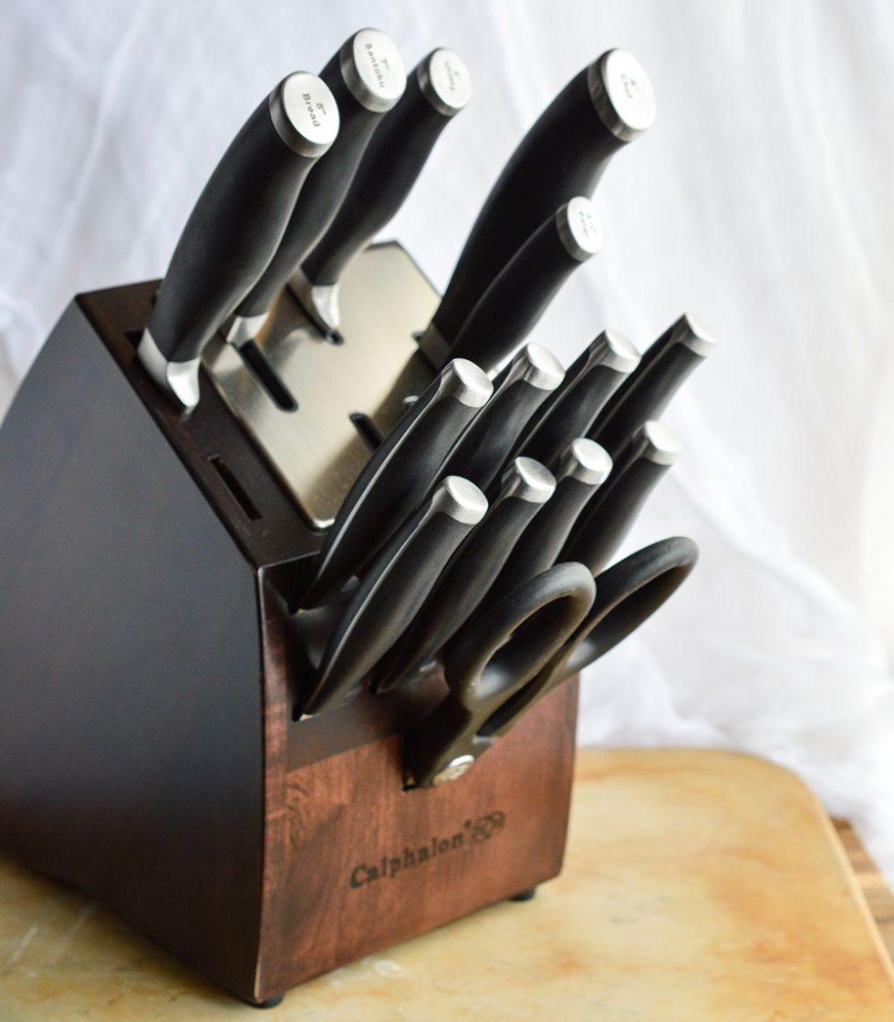 Calphalon Self Sharpening Knives
