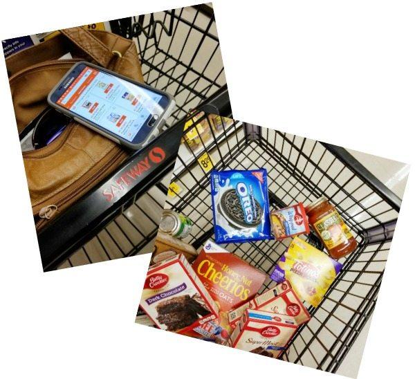 shopping at safeway