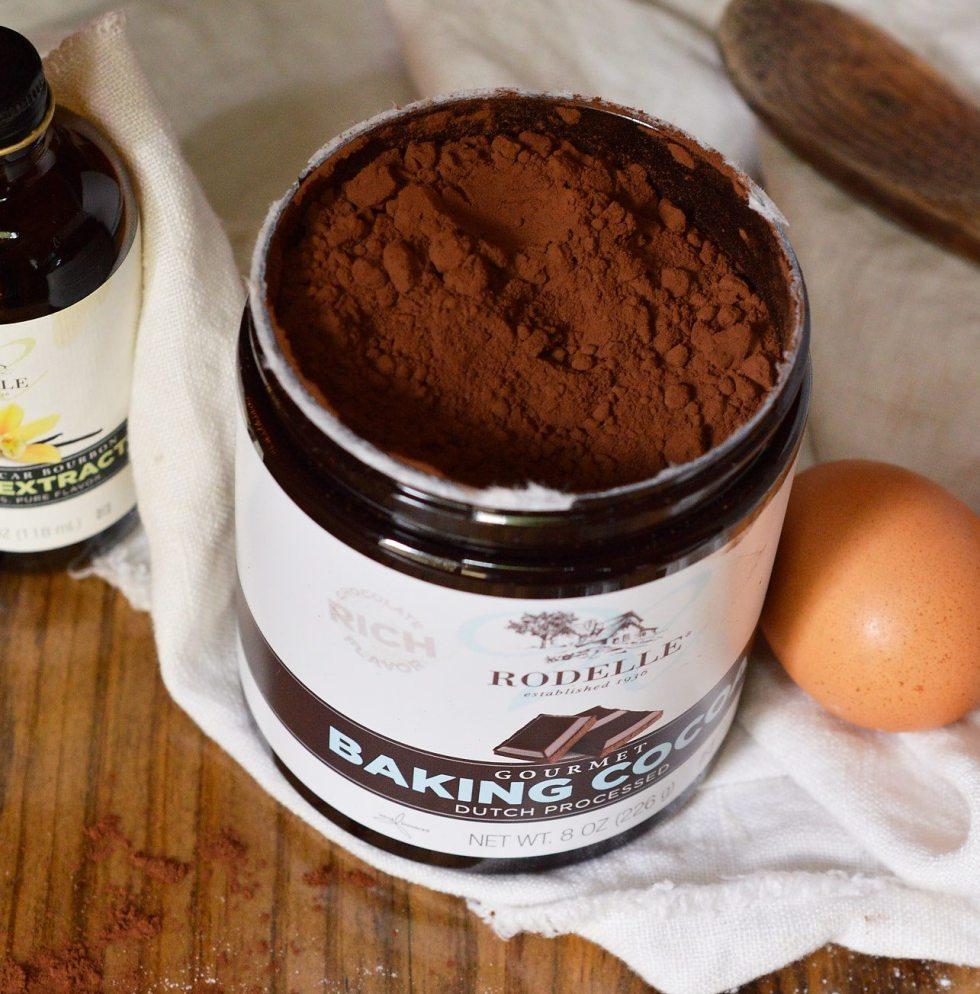 dutch process cocoa