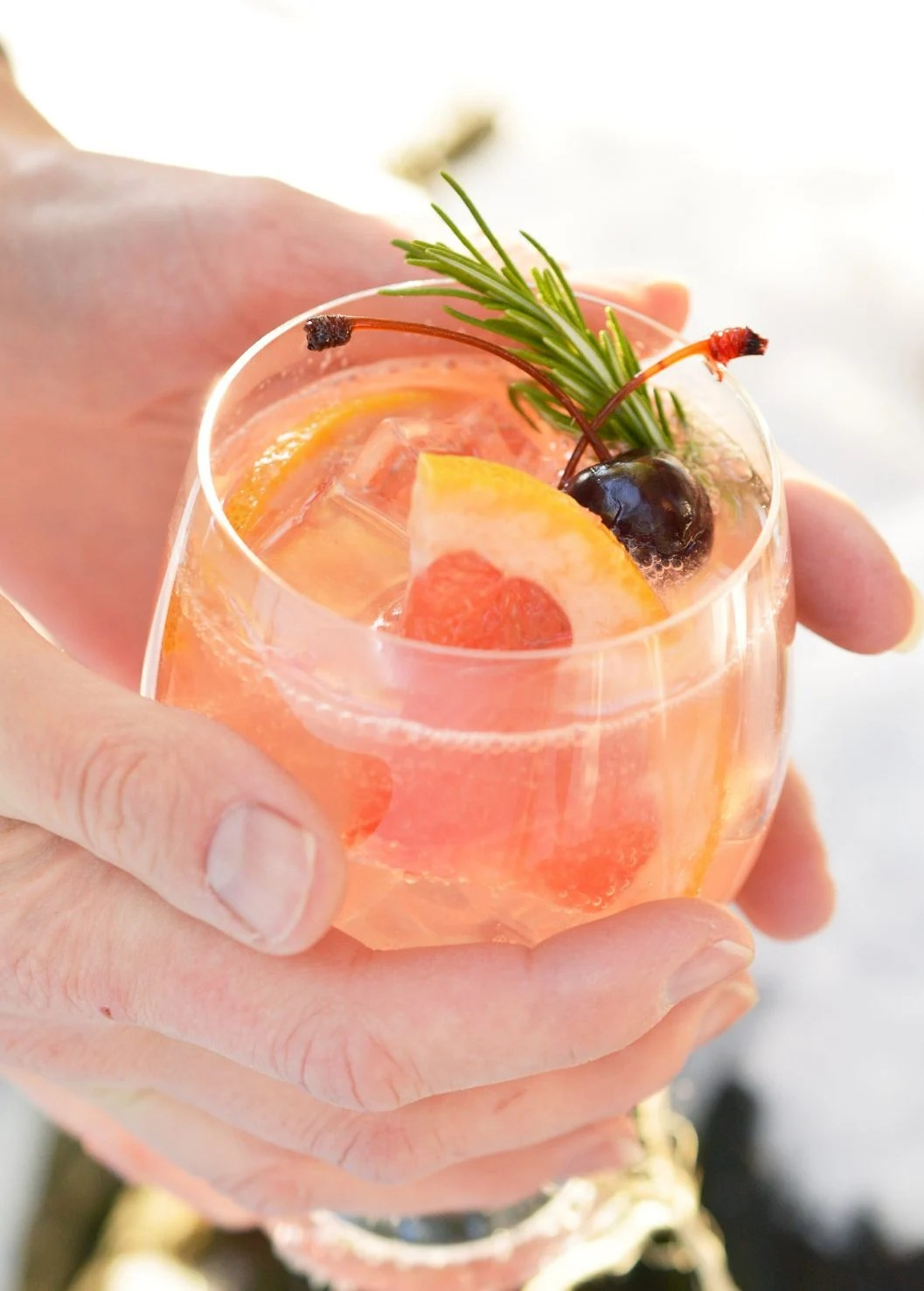 Grapefruit Vodka Cocktail Wonkywonderful