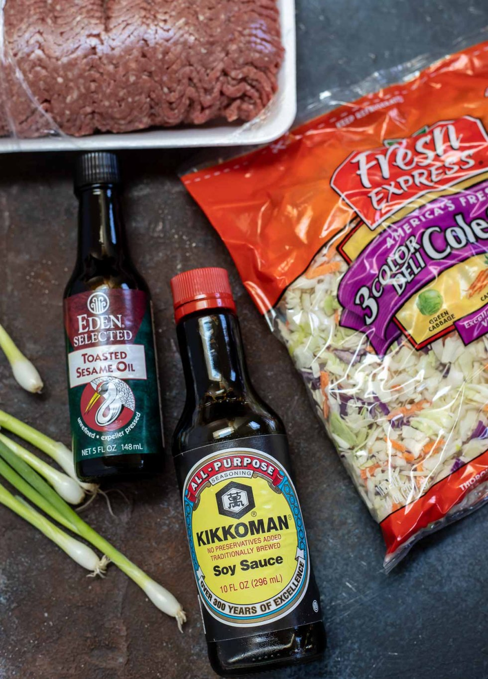 ingredients for recipe before preparation