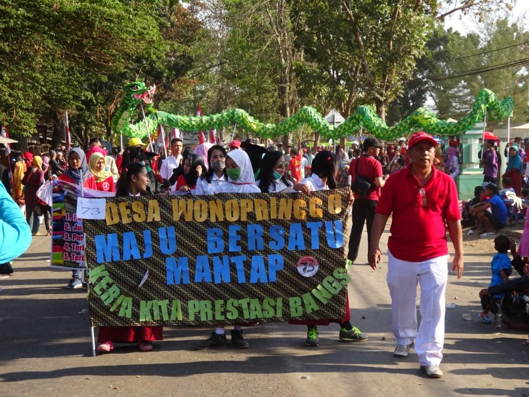 Prestasi Desa Wonopringgo 6 Tahun Terakhir