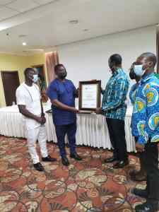 Education Minister picks marker to teach Algebra at Super KASS during a surprise visit - (Photos). 60