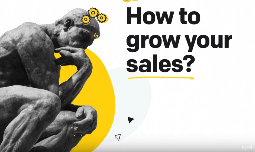 LiveChat for WooCommerce Sales Growth