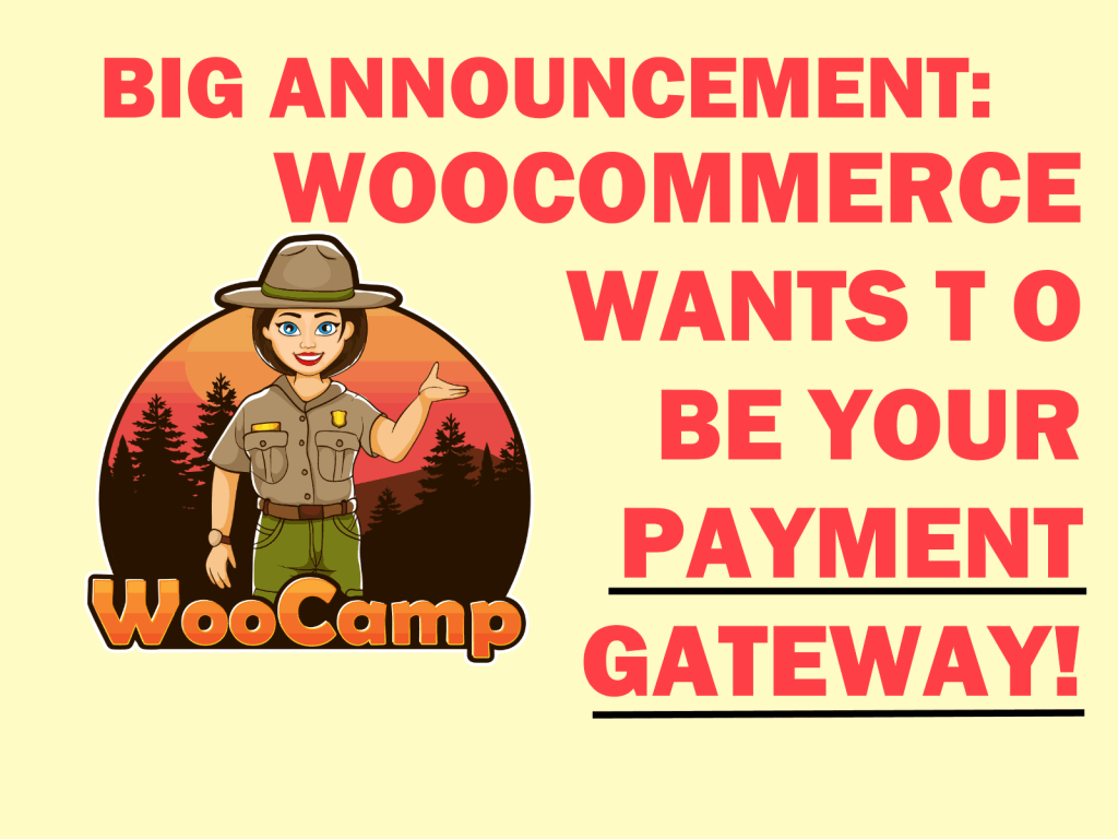 WooCommerce Becomes a Payment Gateway