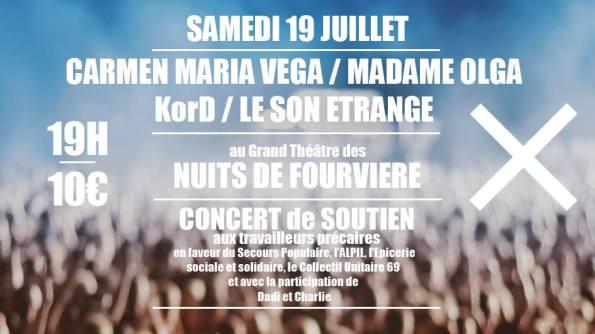 Concert Fourvière