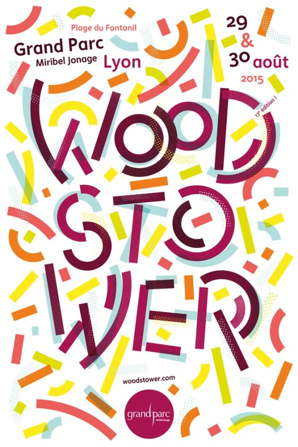 Woodstower-affiche