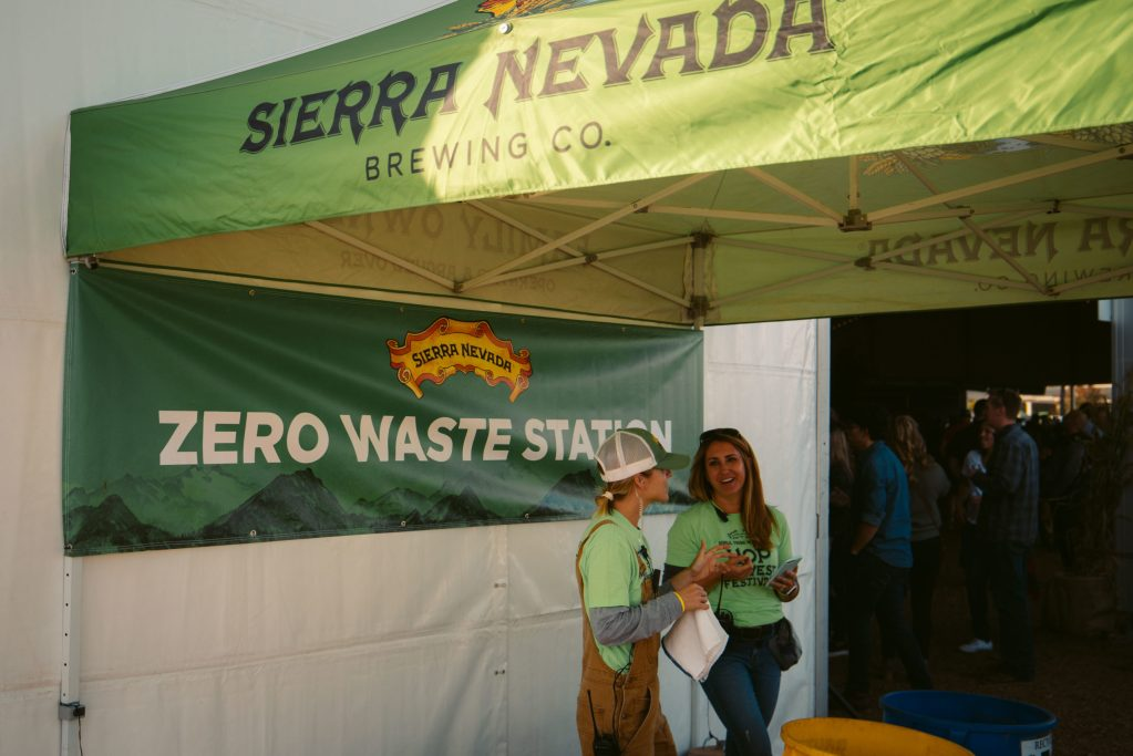 Zero Waste Station Sierra Nevada - Eco travel - Green Destination