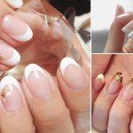 ♥ 大人的信仰!專屬優雅的法式指甲