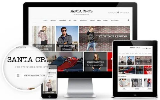 YITH Santa Cruz Premium WooCommerce Themes