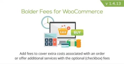 Bolder Fees for WooCommerce