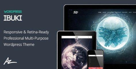 Ibuki - Creative Multi-Purpose & Shop Theme