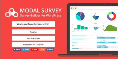 Modal Survey - WordPress Poll, Survey & Quiz Plugin