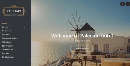 CSS Igniter Palermo WordPress Theme