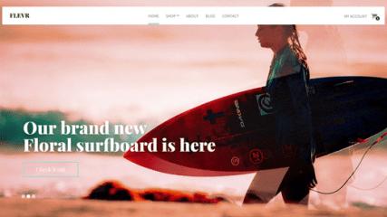 CSS Igniter Flevr WordPress Theme