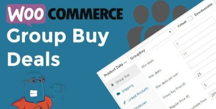WooCommerce Group Buy and Deals - Groupon Clone for Woocommerce