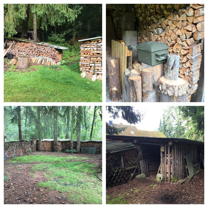 Uncle's wood store