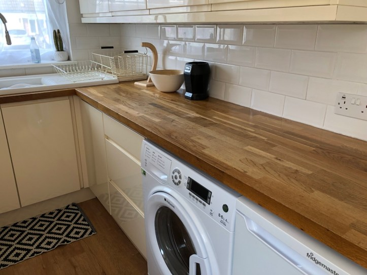 How to upgrade your own kitchen on a budget - keep the units