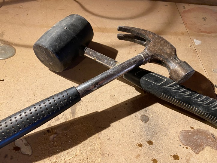 Hammer & Mallet