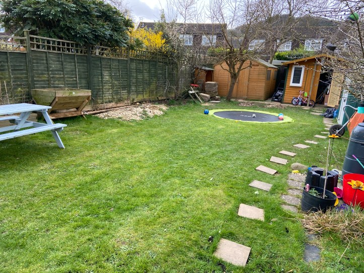how to build your own decking - planning
