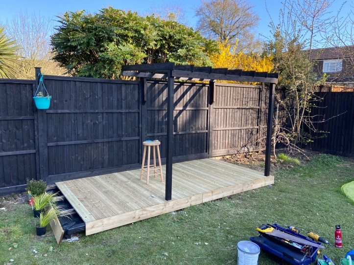 How to build your own decking