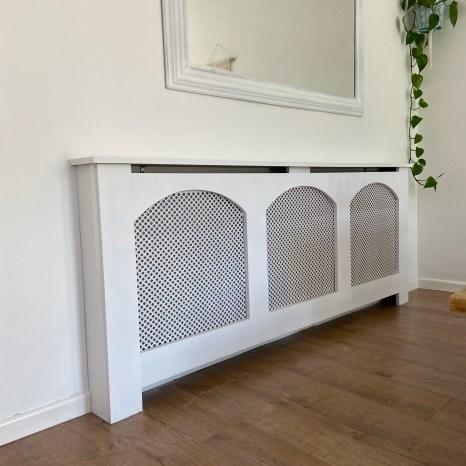 Make own radiator cover
