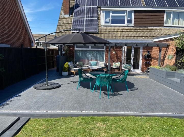 veranda extension