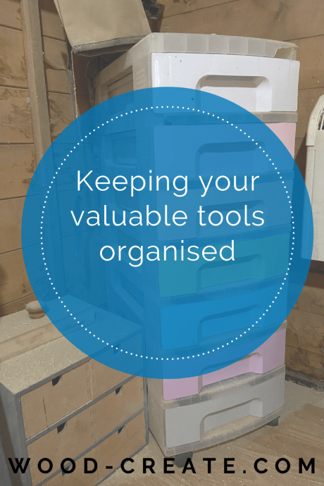 Keeping your valuable tools organised