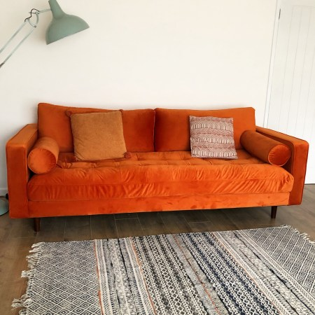 Create a stylish living room with these top tips