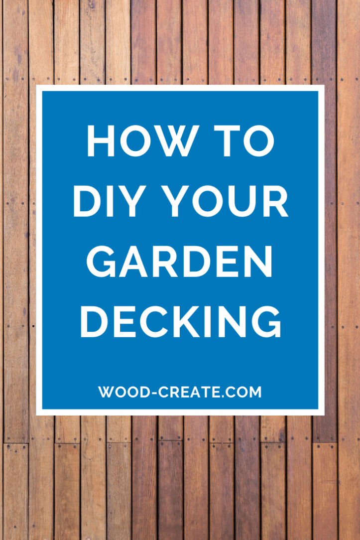 How to DIY your garden decking