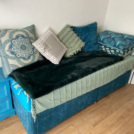 tidy bed