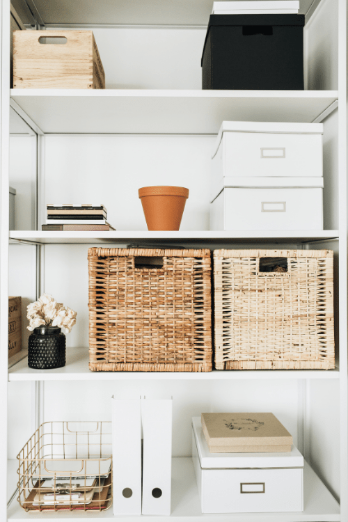 DIY ideas to add more storage space to your home