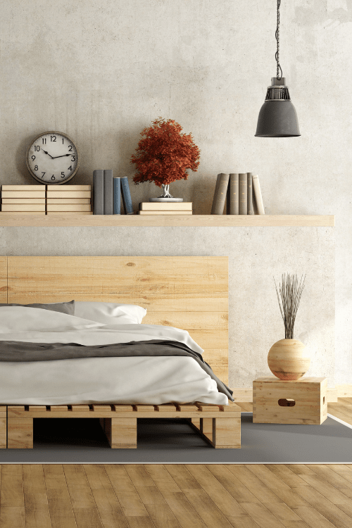 ways to add wood tones to your home