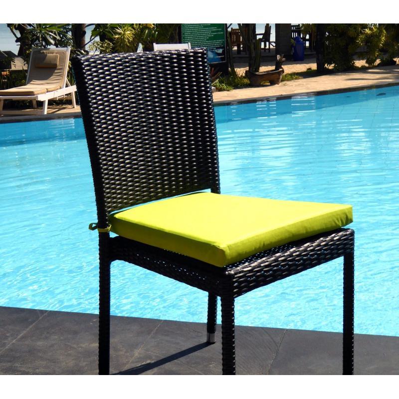 chaise en resine tressee de qualite au