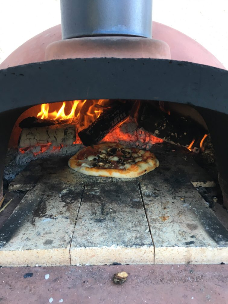 Pizza Forno Wood fired oven