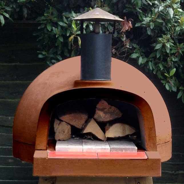 1347b78e31a Rustica Oven Only in Terracotta - Pizza Forno