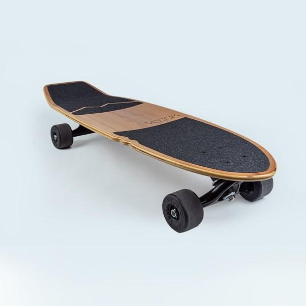 Skateboard en bois type cruiser