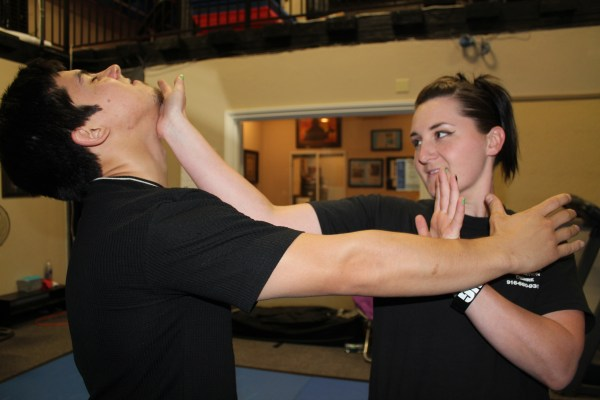 Women's Self Defense - Woodall's Self-Defense