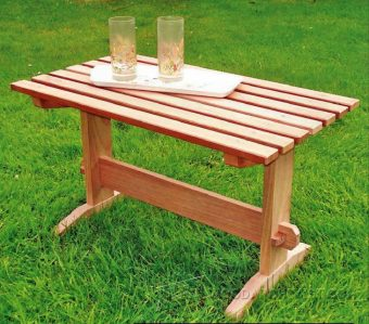 Folding Picnic Table Plans Woodarchivist