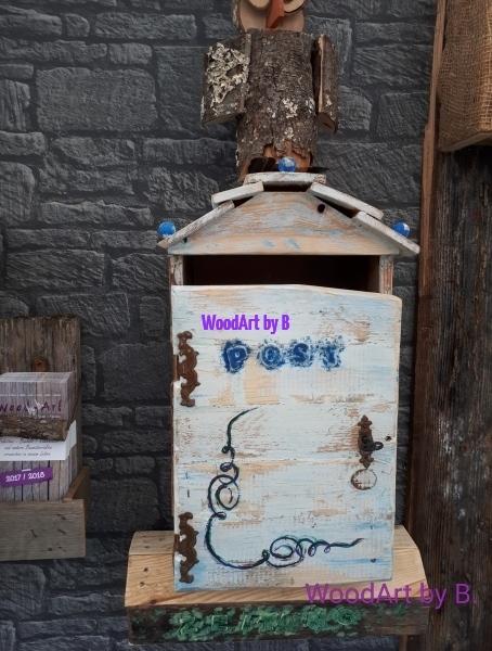 Briefkasten by WoodArt