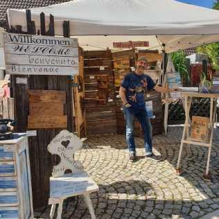 Marktwochenende in Salzstetten. Wintermarkt