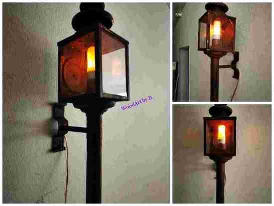 Elektrische Kutschenlampe,Kutschenlampe