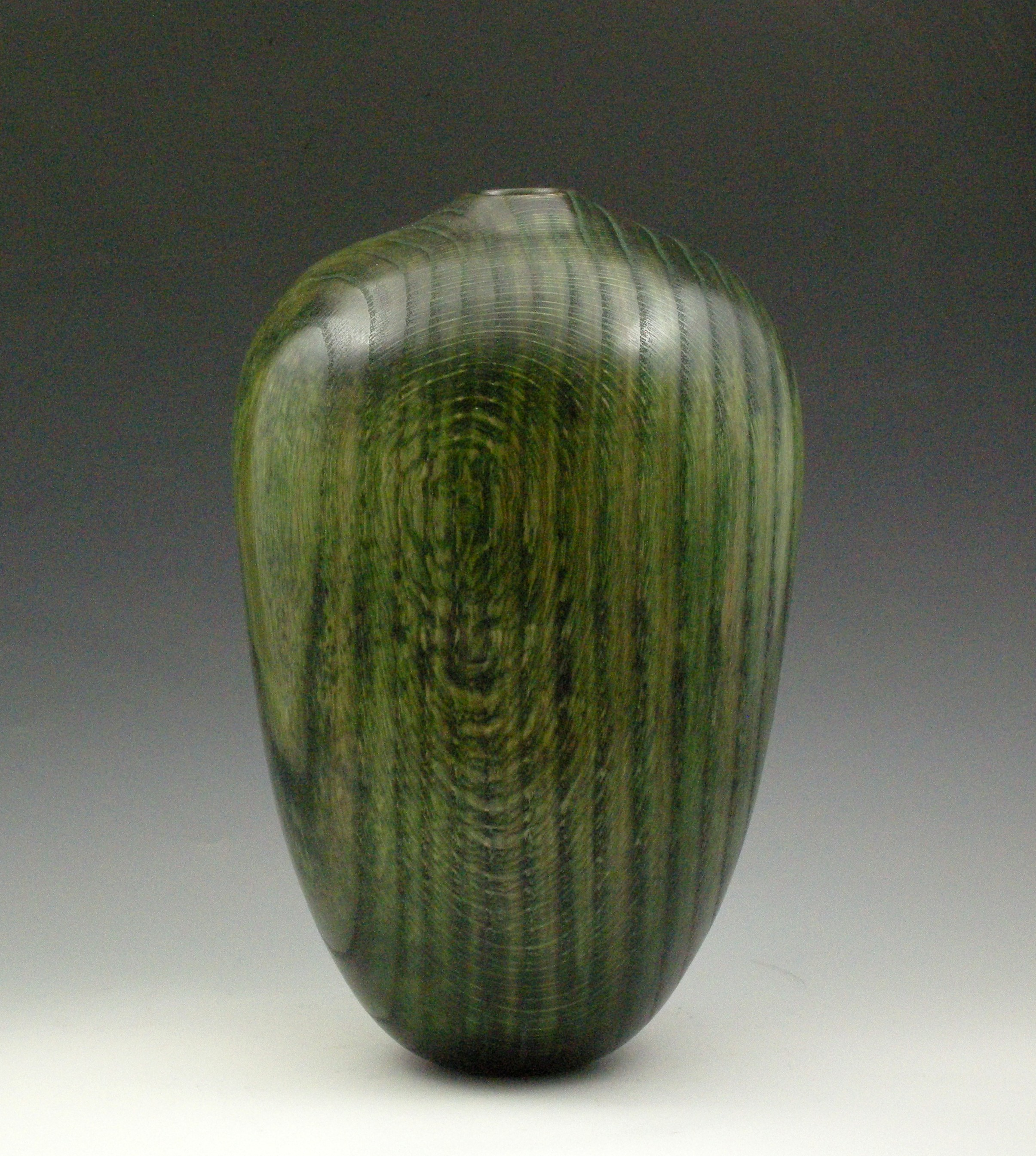 Green & Black Vessel