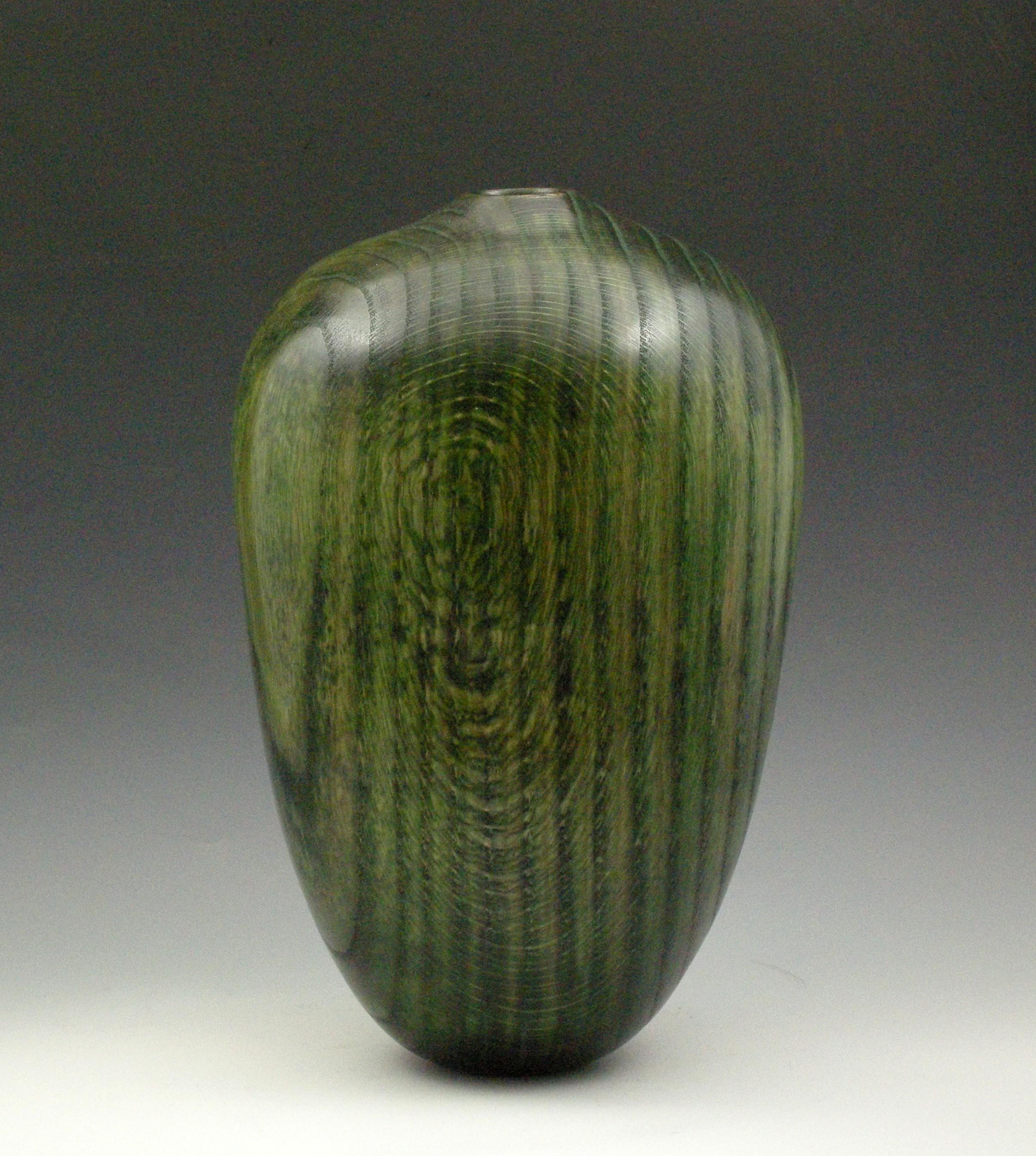 Green & Black Vessel