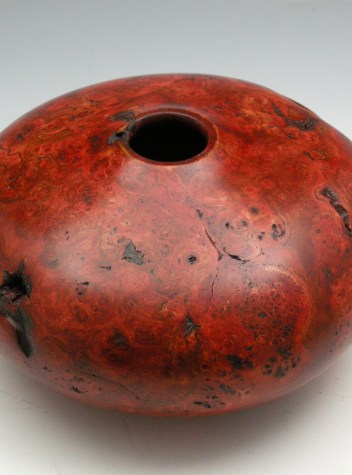 Maple Burl Red, View 2