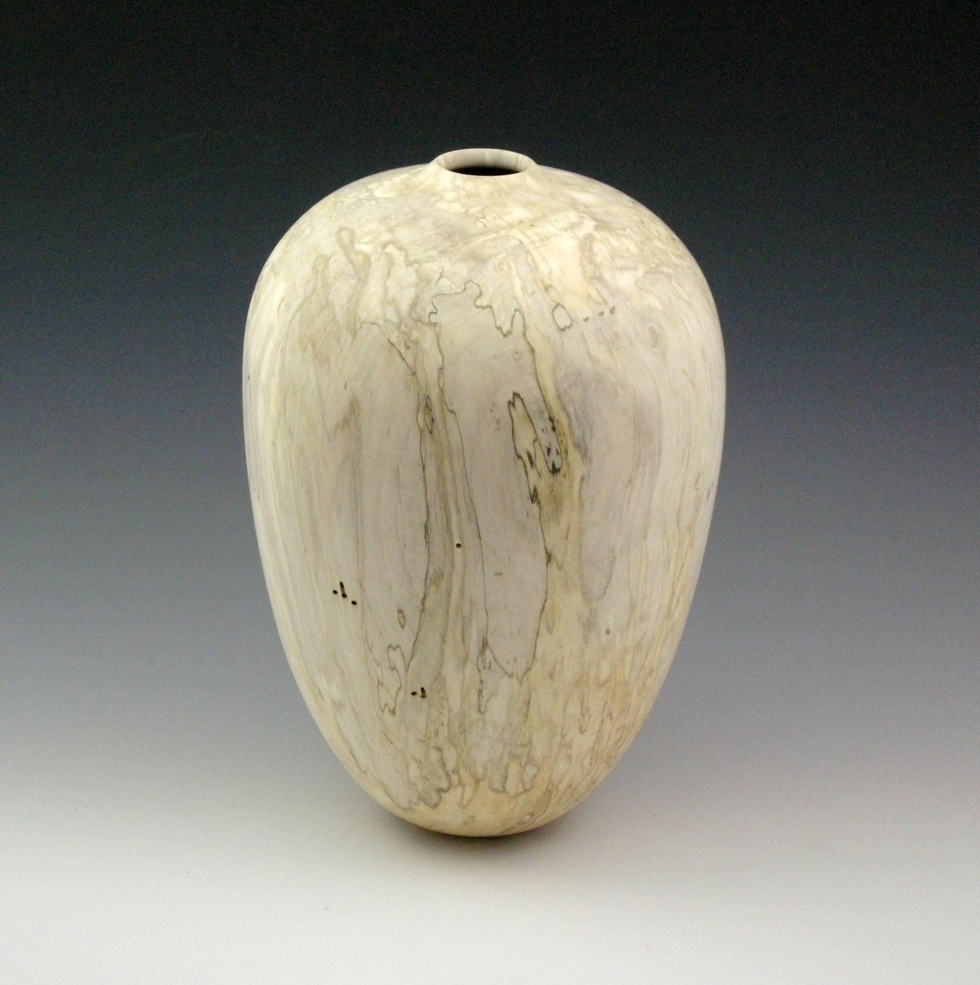 Marbleized Maple Vessel #2