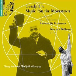 Wim Van Dulleman — Gurdjieff Music For The Movements — Disc 1-2