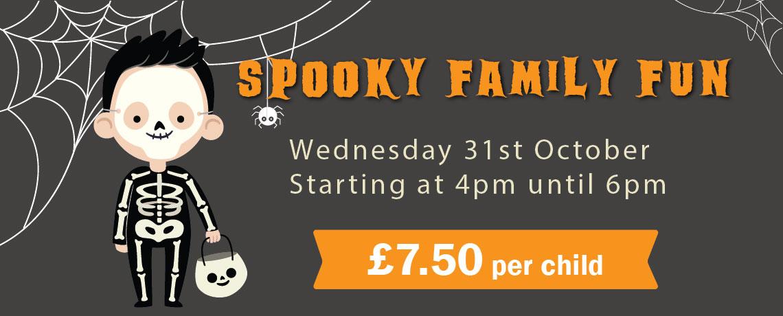 Halloween Spooky Family Fun